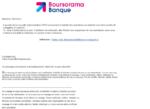Tentative de phishing bancaire concernant Boursorama